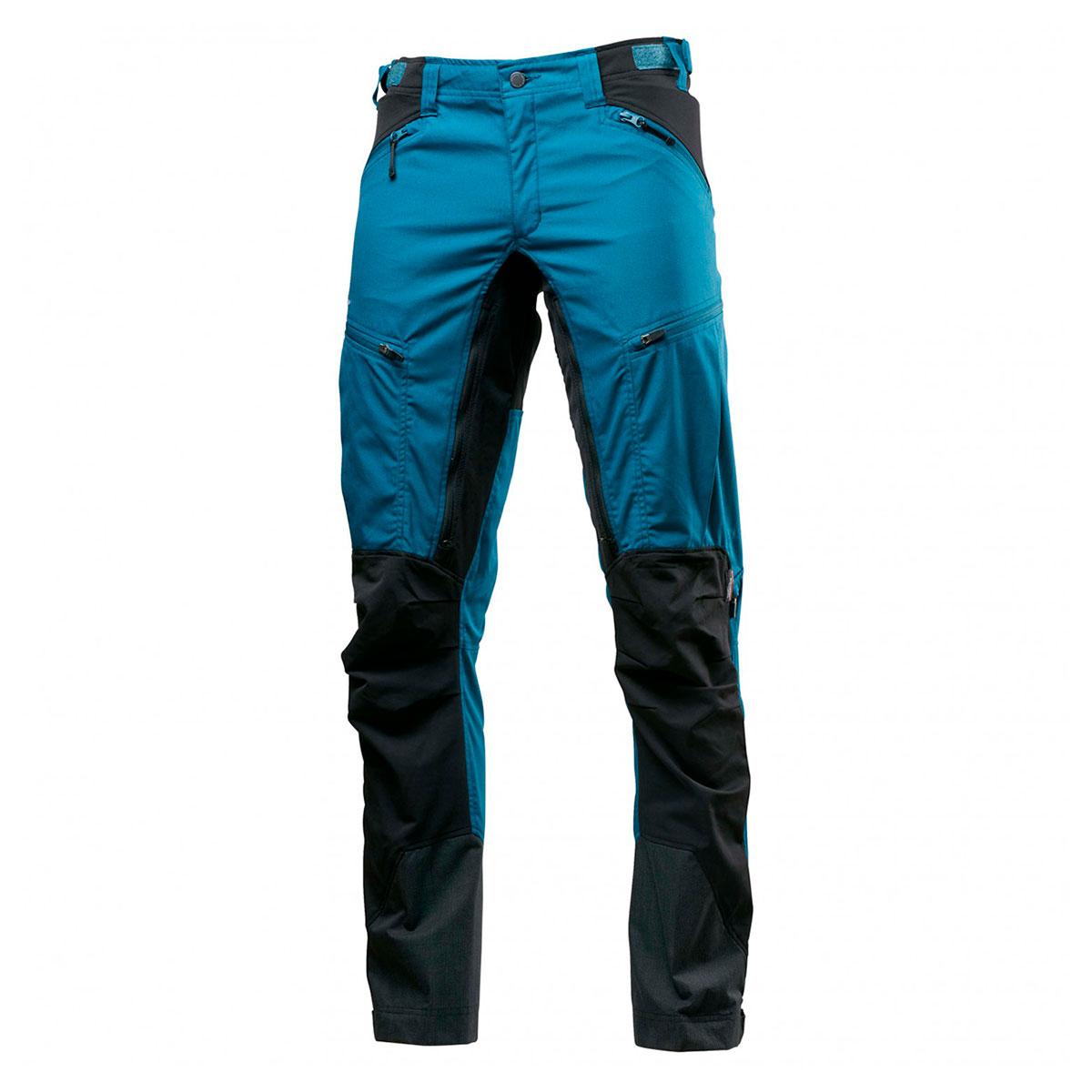 Lundhags Makke Men`s Pant Long (PetrolDeep Blue) Sporten